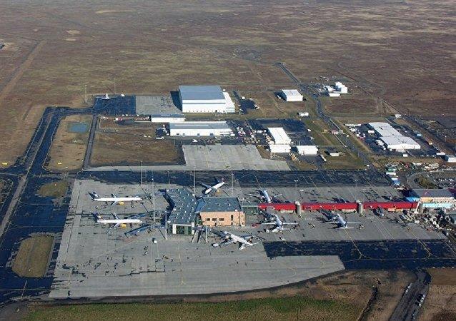 冰島凱夫拉維克國際機場