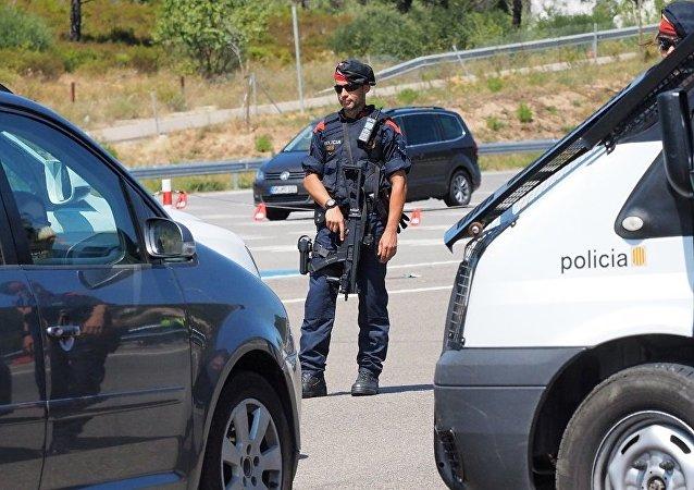 媒体:巴塞罗那恐袭嫌疑人经波盖利亚市场逃离犯罪现场