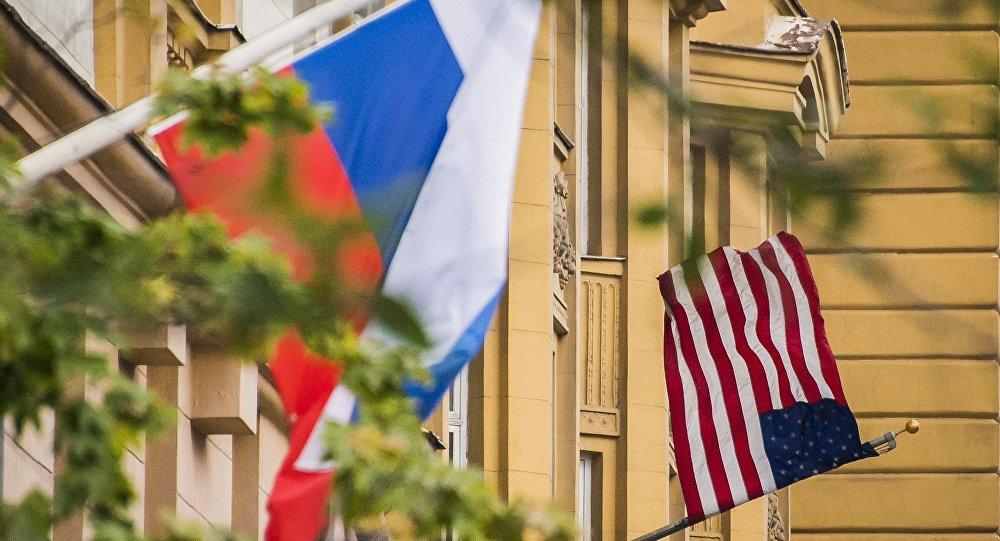 美国驻俄大使馆将从5月12日起停止受理非移民签证申请