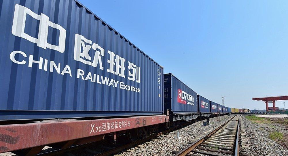 中国国铁集团:2020年中欧班列开行数量超万列 创造新纪录
