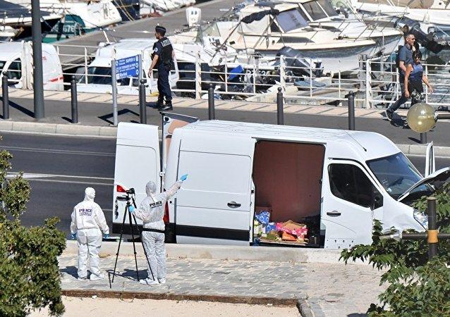 媒体:马赛汽车撞路人事件嫌疑人有案底