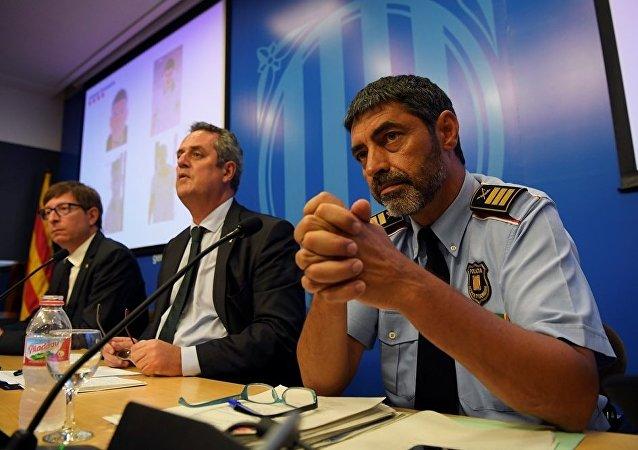 西班牙向欧盟各国通报巴塞罗那恐袭案通缉犯身份