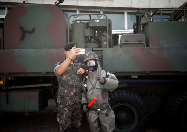 韩国将举行独岛防卫军事演习