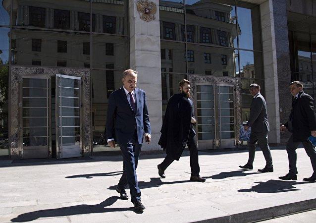 克宫:俄副外长安东诺夫已被任命为俄驻美大使