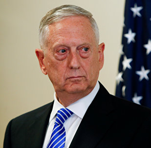 美國防長詹姆斯·馬蒂斯