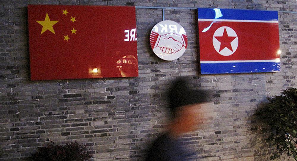 中朝積極推動新時期兩國關係不斷發展