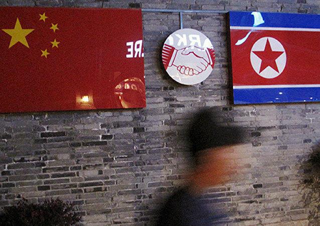 中国海关总署:中国对朝鲜出口连续11个月下降