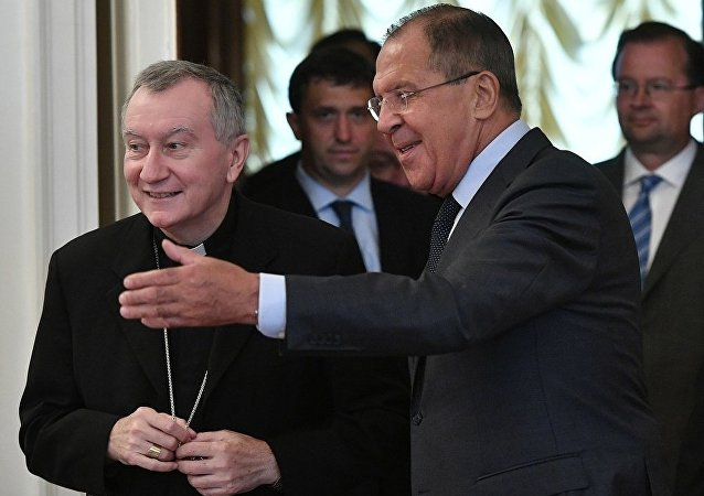 梵蒂冈国务枢机卿:俄可帮助化解委内瑞拉危机