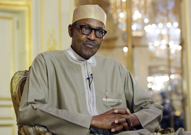 尼日利亚总统穆罕默德·布哈里