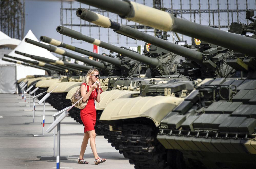 国际军事技术论坛军队-2017年