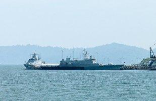 马来西亚海军基地