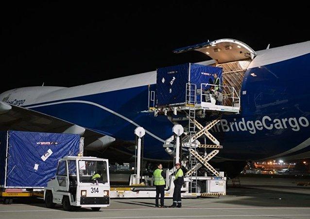 俄航空公司开通符拉迪沃斯托克至香港的定期货运航班