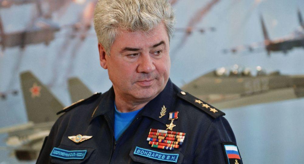 俄联邦空天部队总司令讲述第六代空军细节