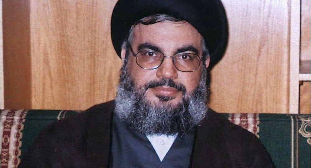 真主党总书记哈桑·纳斯鲁拉
