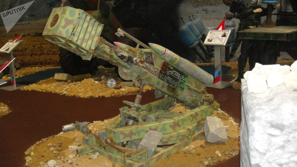 120毫米无后坐力炮(自制)(达伊沙)