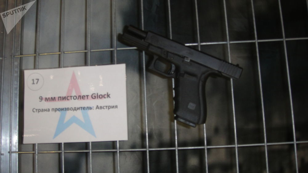 格洛克手枪(奥地利)