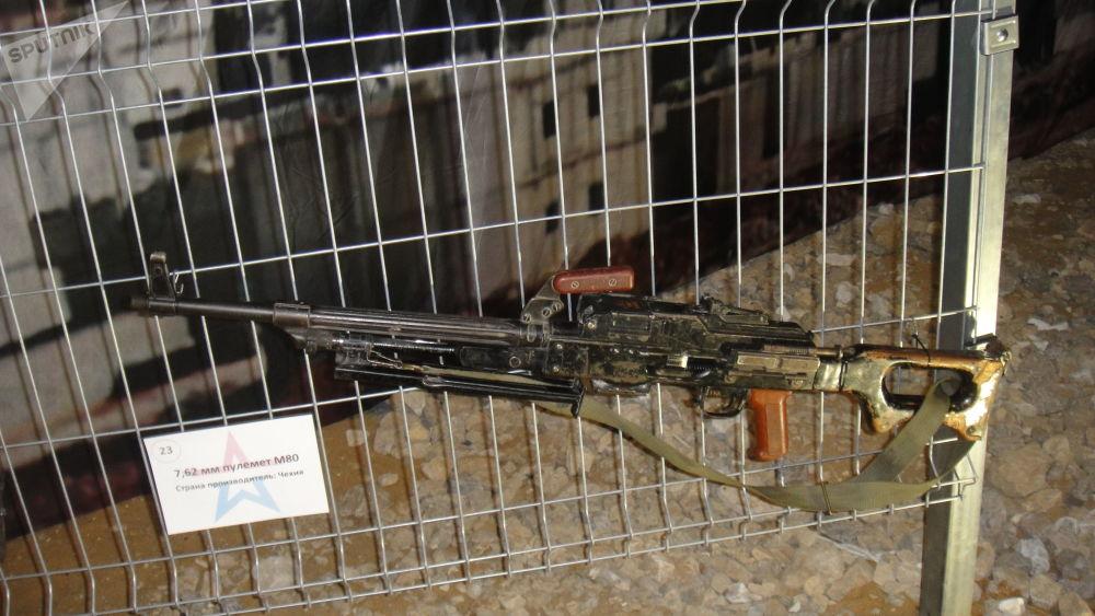 M80机枪(捷克)
