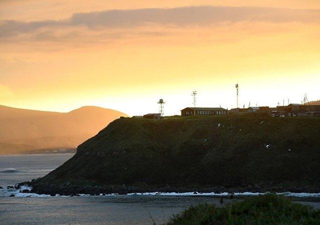 日本因俄在千島群島鋪設光纖線路提出抗議