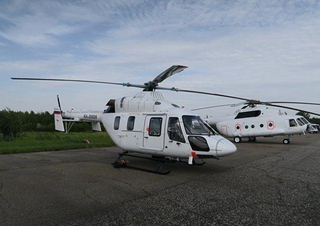 安萨特(Ansat)型直升机