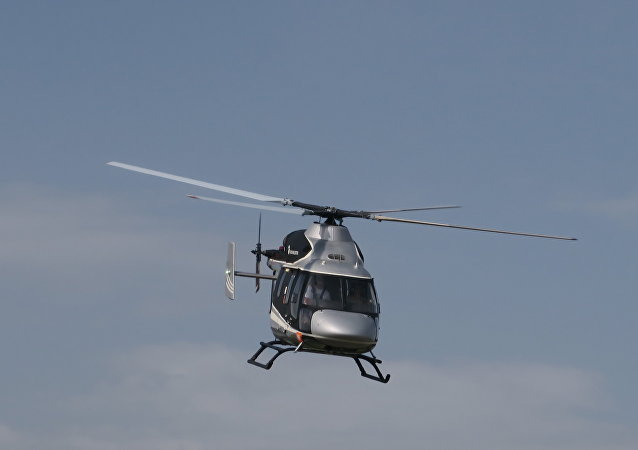 """俄罗斯直升机公司或于2019年开始对华交付首批""""安萨特""""直升机"""