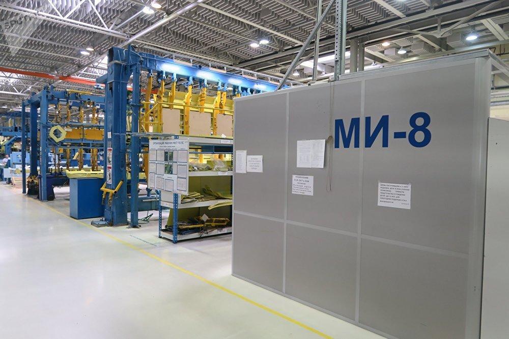 机械加工车间。生产直升机受力骨架零配件(管配件等)。所有生产流程均符合国际最高标准。