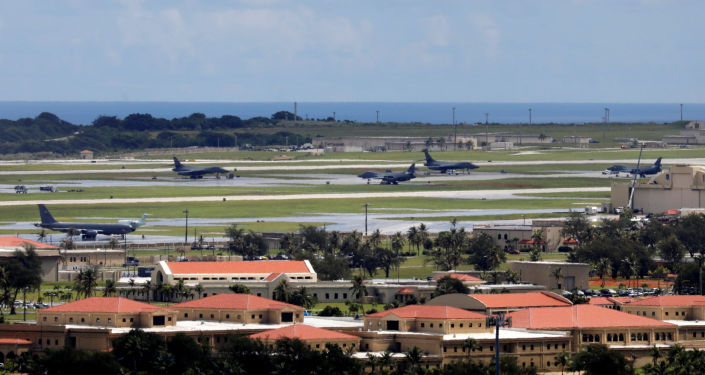 五角大樓勢力遍及世界,美國最重要的國外軍事基地