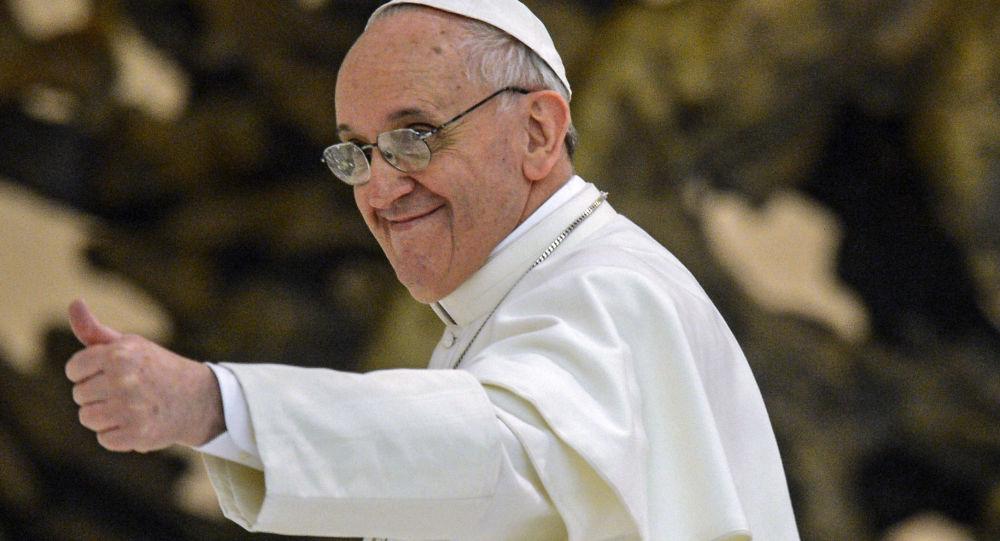 罗马教皇方济各