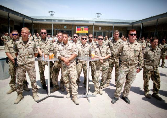 外媒:德国联邦国防军的境外行动自1992年起花费德国预算210亿欧元