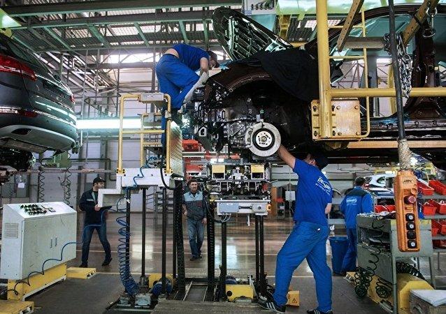 中国汽车在俄销量连续第三个月增长