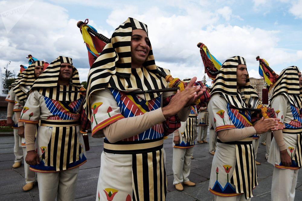 埃及军队交响乐团乐手