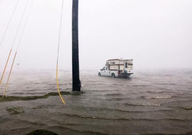 美国国家气象局长:美国8月30日至31日将迎来洪灾高峰