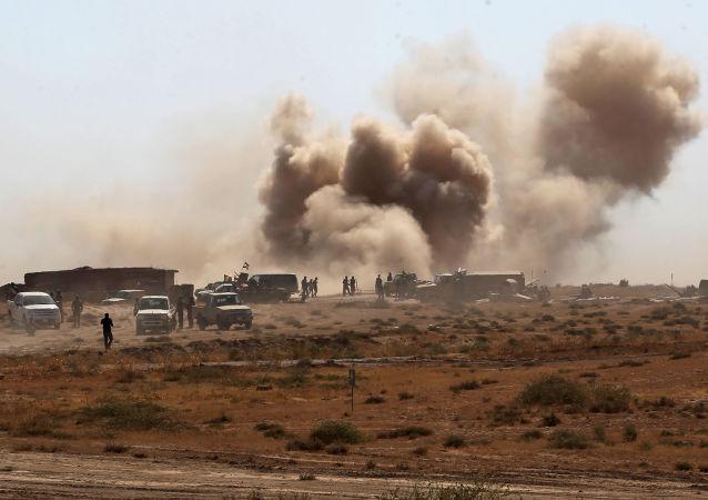 泰勒阿费尔:伊拉克联邦警察发现充满拷打审讯室和毒品的监狱
