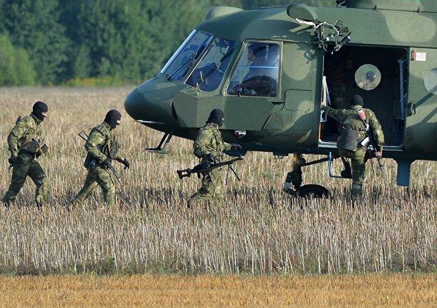 """白俄和俄军人在完成""""西方-2017""""演习后于9月30日前返回常驻地"""