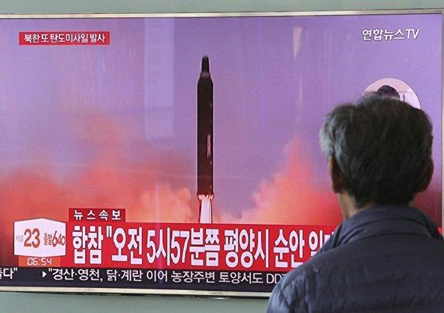 美常驻联合国代表:朝鲜新导弹发射违反联合国安理会所有决议