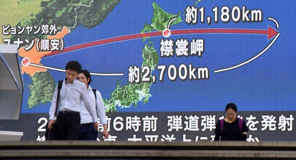 日本专家:制裁无法解决朝鲜问题 需要对话