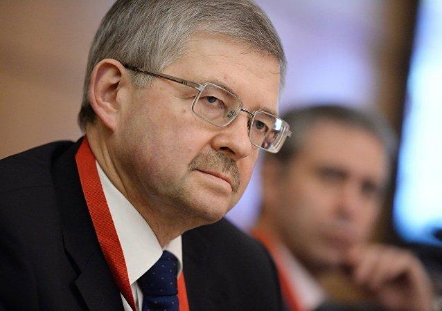 俄罗斯央行第一副行长图林