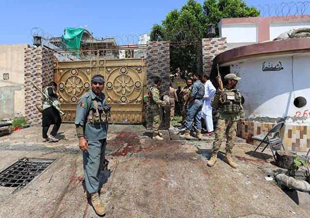 阿富汗东部议员住宅遭武装袭击 2名保安身亡
