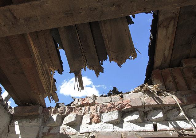 顿涅茨克:乌军一周内在顿巴斯破坏停火制度80次