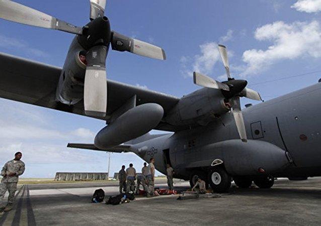 媒体:美在夏威夷成功进行反导系统试验