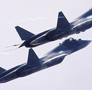 蘇-57戰機