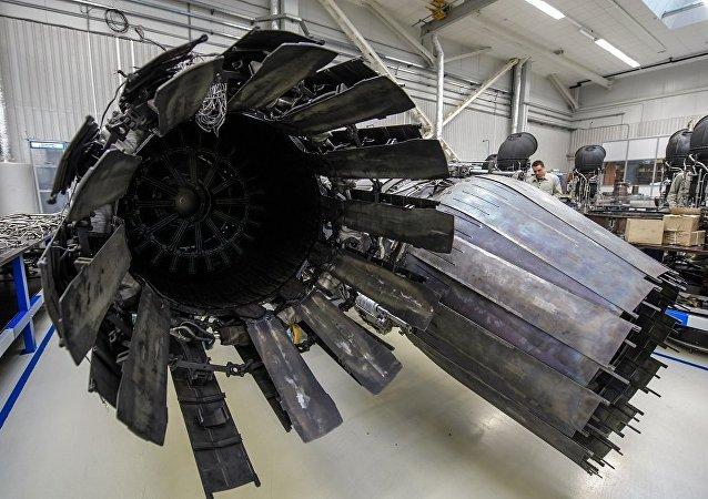 俄方独力着手为俄中远程宽体飞机研制发动机