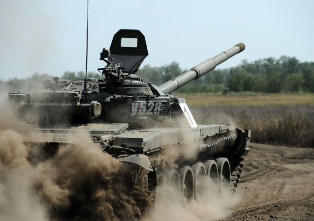 """俄副总理认为在拥有T-72坦克情况下没必要为军队大量装备""""阿玛塔""""坦克»"""