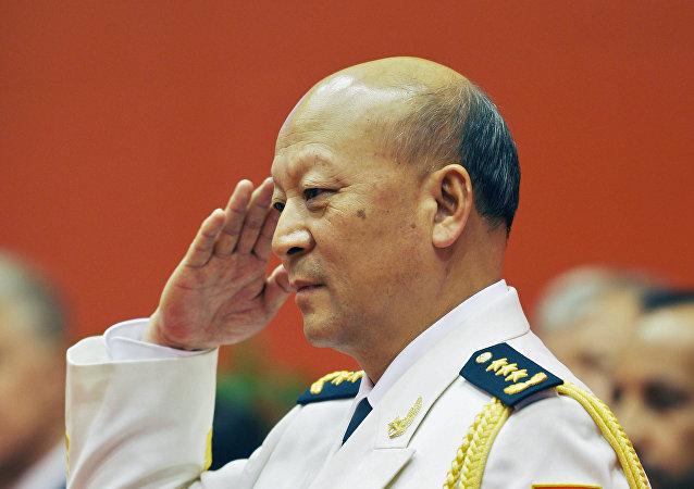 中国前海军司令接受调查