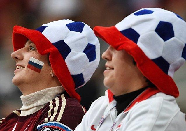 俄罗斯球迷