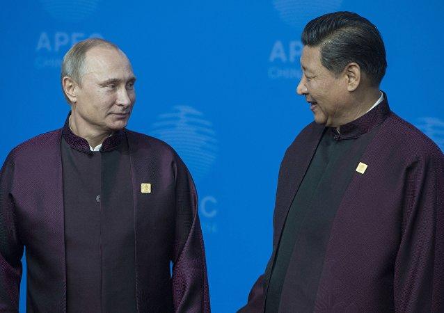 9月3日普京将与中国国家主席习近平在金砖峰会框架下进行会面