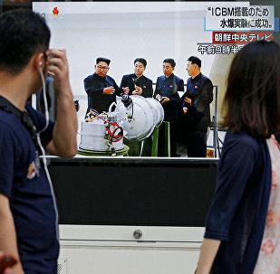 日韩欲说服俄中对朝实施石油禁运