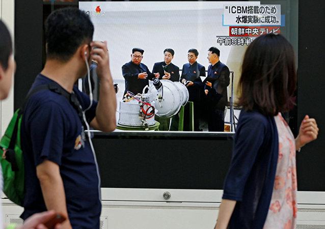 俄副外长:朝鲜应停止破坏局势稳定的挑衅行动
