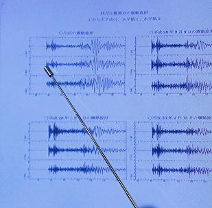 朝鲜核试验后的地震
