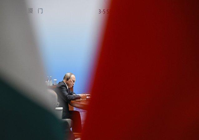 俄82.2%居民对普京的工作表示认可