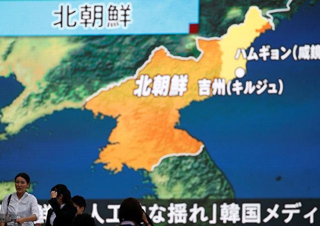 韩国愿在半岛无核化取得进展的情况下扩大对朝援助